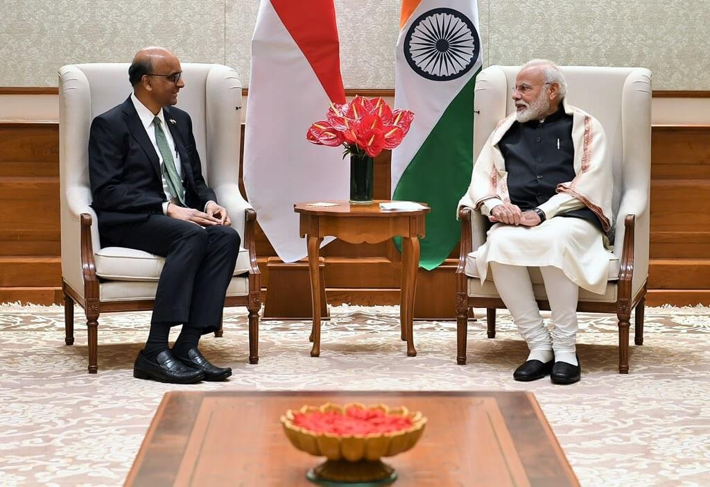 India, Singapore Deepening Ties in Digital Economy