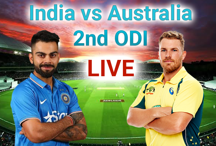 India Vs Australia 2020 ODI Series: Watch Live Stream Match-2!