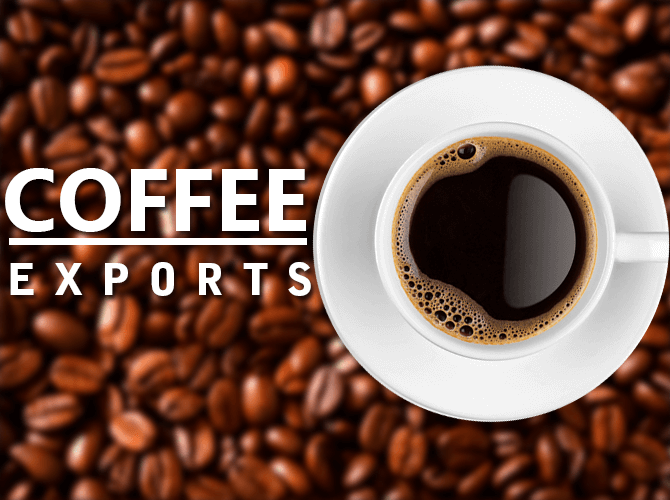 Italy – India's Top Coffee Export Destination in 2019
