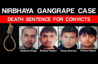 Nirbhaya Case: Death Warrants Issued Against All 4 Convicts