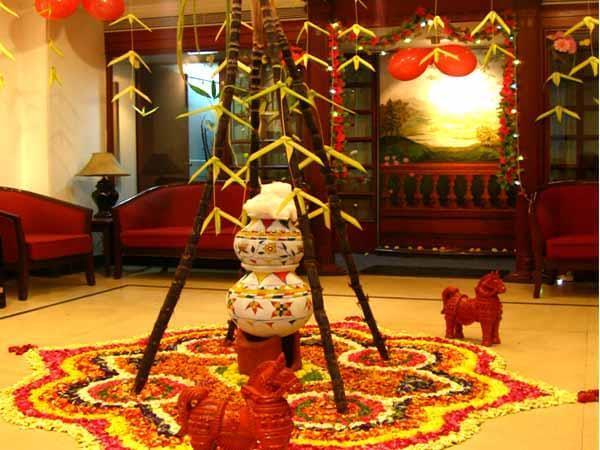 Sankranti/Pongal Celebrations