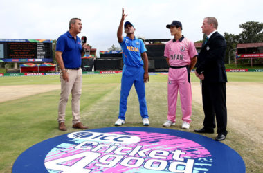 U19 Cricket World Cup: Ind-Japan Match Records 2Nd Lowest Total In History!
