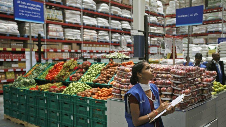 Walmart India Agri Business
