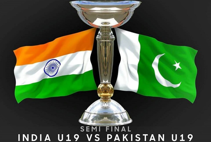 India Vs Pakistan U-19 World Cup Semi-finals: Watch Live Stream!