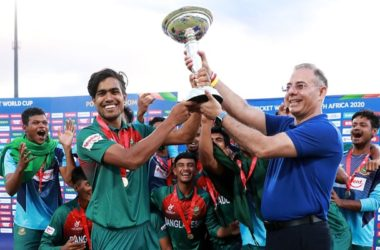 Bangladesh Wins '2020 ICC U19 Cricket World Cup' by D/L