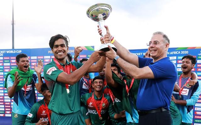Bangladesh Wins '2020 ICC U19 Cricket World Cup' by D/L