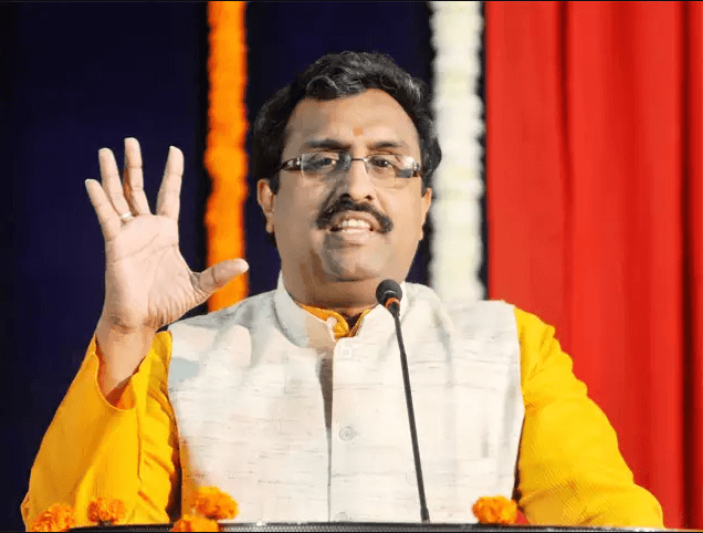 BJP National Secretary Ram Madhav