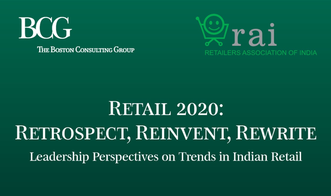 Boston Consulting Group and Retailers Association of India