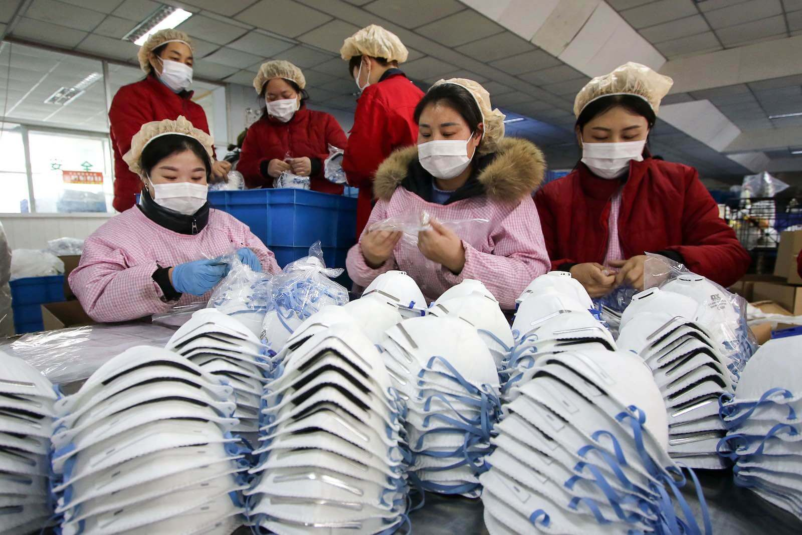 China Announced Closure of Factories