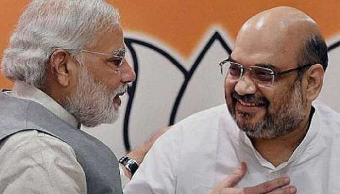 Congratulating the PM Home Minister Amit Shah