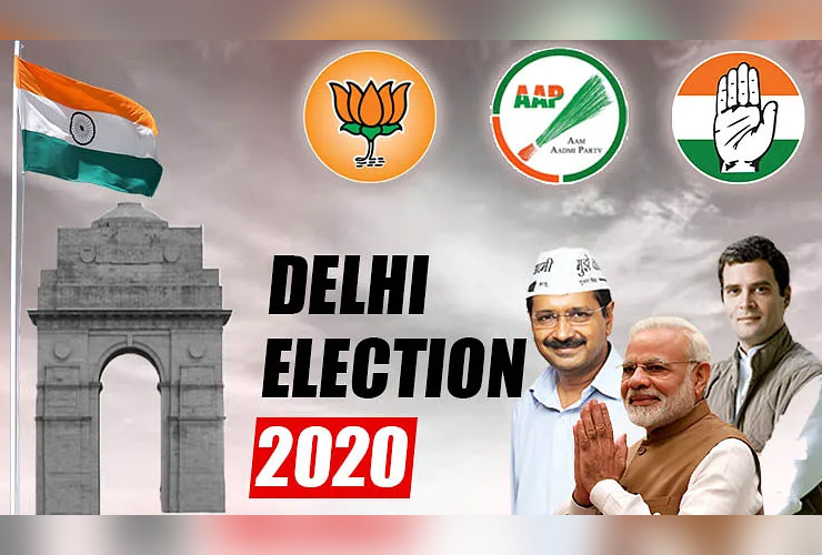 Delhi Elections 2020: Delhiites for Common Man's Party, Brings #AAP3.0