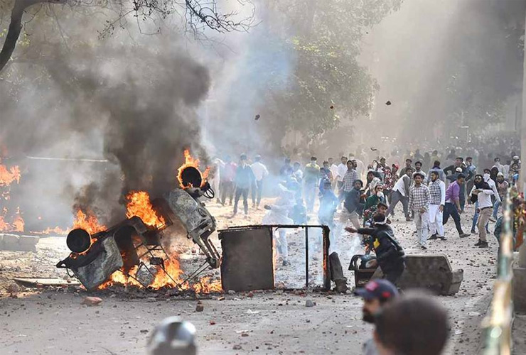 #DelhiViolence: 'Take Serious Efforts to Protect Muslims and Others'