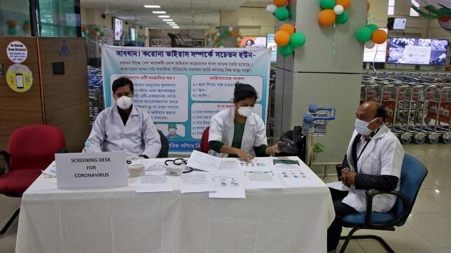 India Widens Precautionary Measures