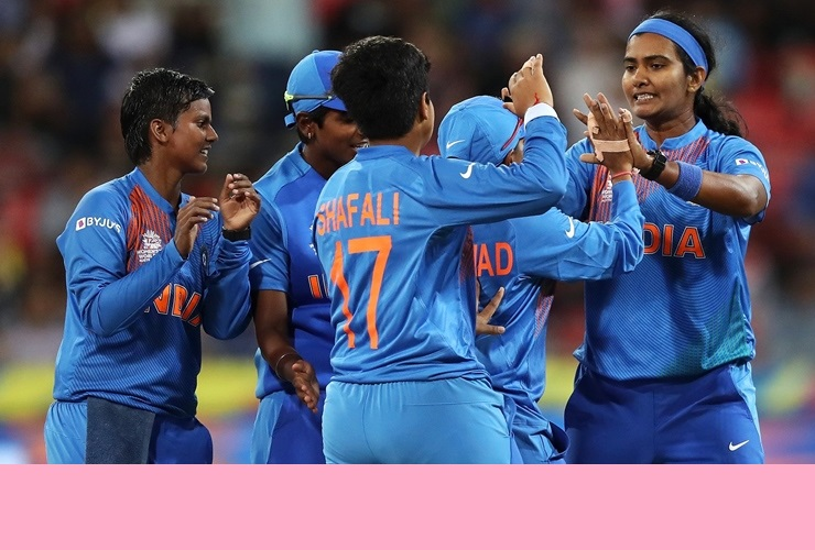 ICC Women's T20 World Cup: India Cruise to Semis!