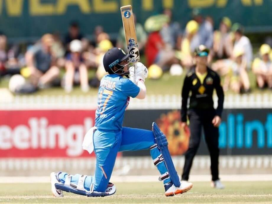 Indian Women Team Batting