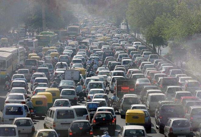 Motor Vehicles Pollution