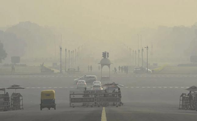 New Delhi Air Pollution