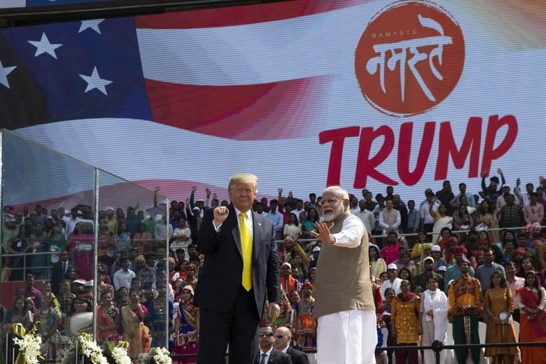 Optimistic About Fantastic Deals with India: Donald Trump