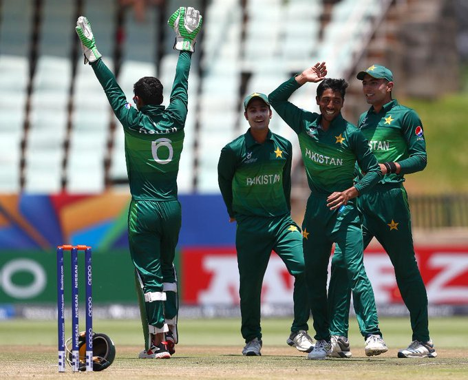 Pakistan U19 Cricket Team