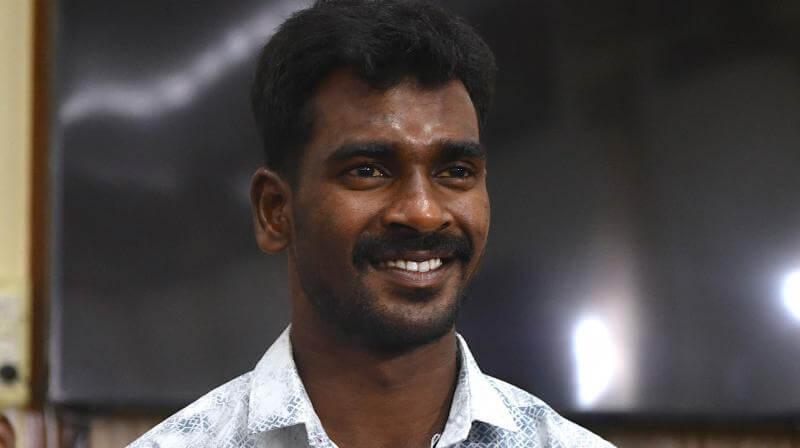 Srinivas Gowda of Karnataka