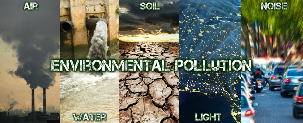 Type Of Pollution Caused, Air, Water And Noise Pollution