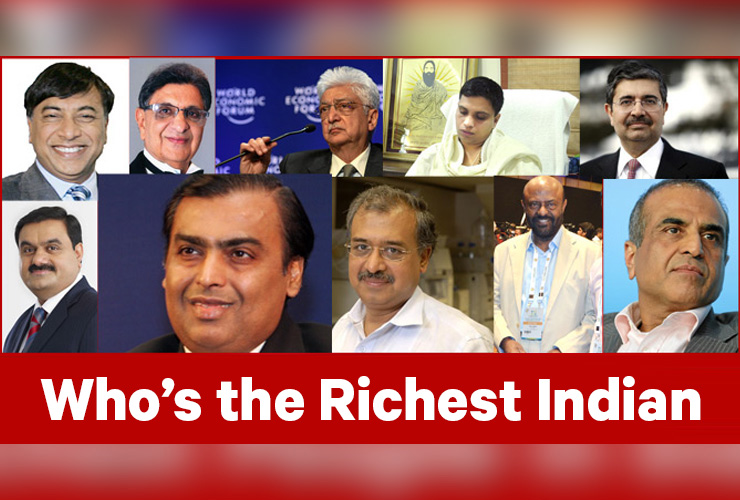 World Ultra-rich List 2020: India Top-3 With 138 Billionaires