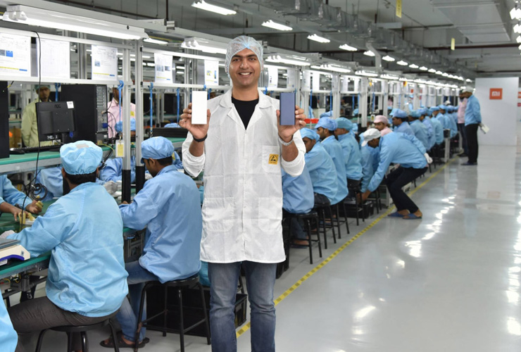 'Make in India': India Plans Rs 42,000 Cr for Mobile Manufacturing