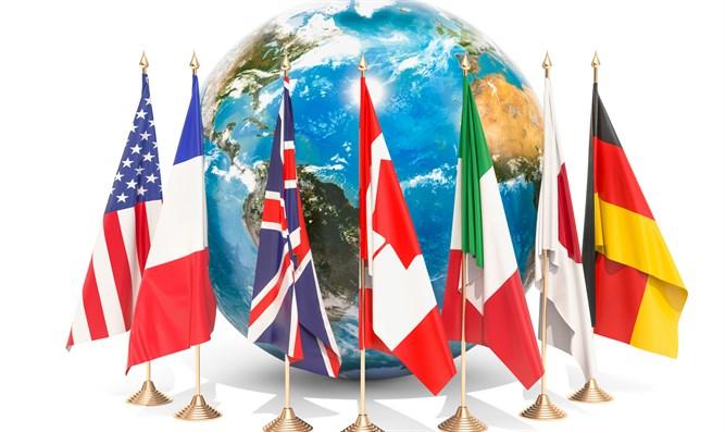 G7 World Leaders