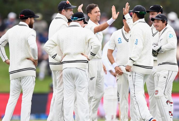 ICC World Test Championship 2020: NZ wins Test-2 Against IND!