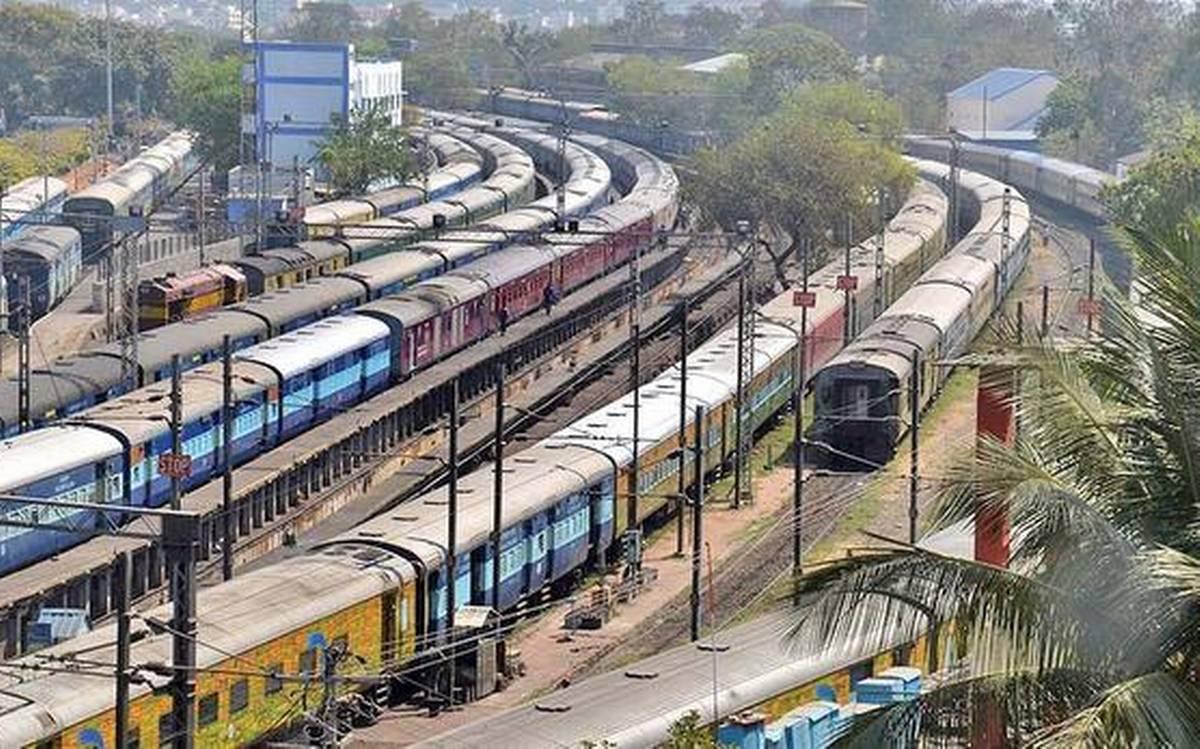 Indian Railways Cancelled Trains