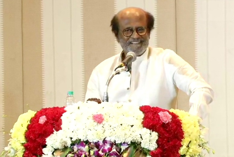 Next Elections, The Last Chance: Rajinikanth