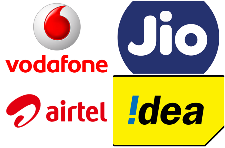 Vodafone, Jio, BSNL, MTNL and Others