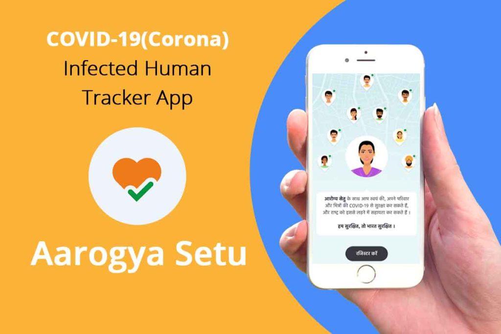 Arogya Setu Tracker - Corona