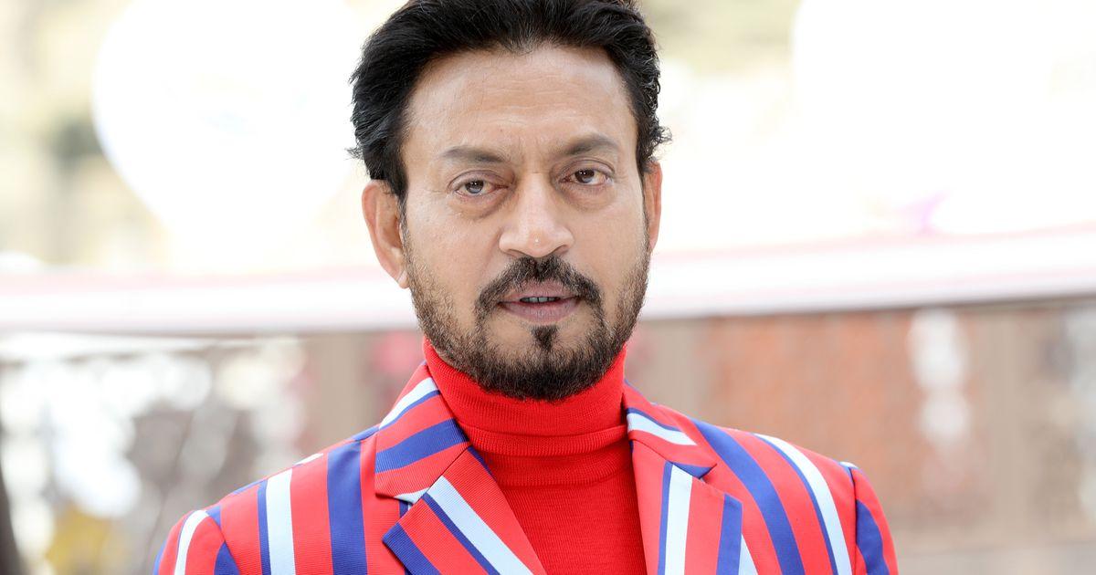 Film Star Irrfan Khan