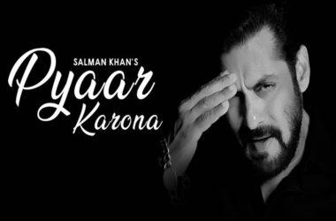 Pyaar Karona Song Salman Khan