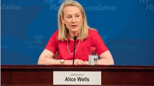 Ambassador Alice G Wells