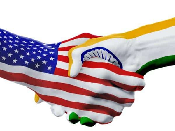India and US Meeting