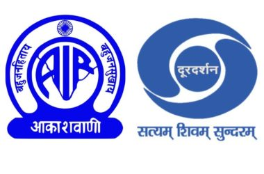 Indian State-owned Broadcasters DD and All India Radio