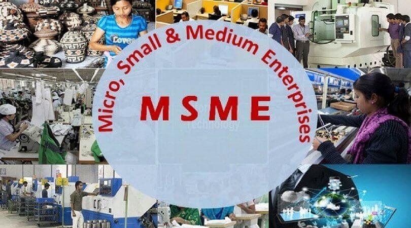 Medium, Small and Micro Enterprises (MSMEs)