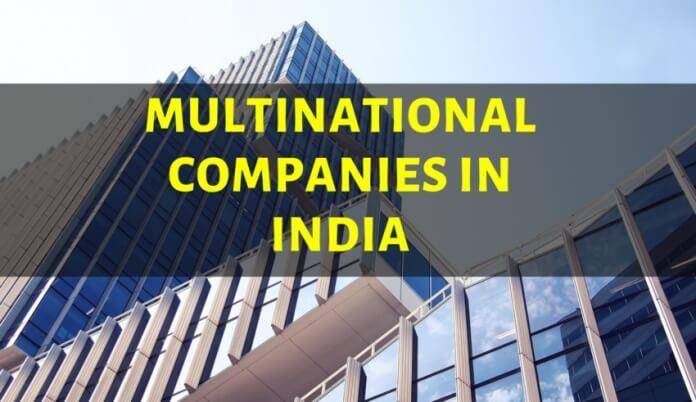 MNCs India