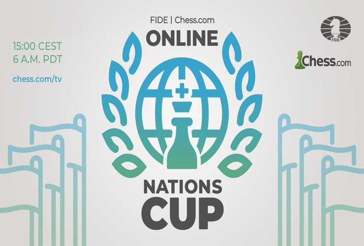 Online Nations Cup Chess: 'Rest of The World' Defeats India