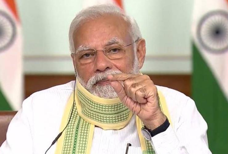 'Deshwasio!' PM Modi To Address Nation at 4 PM Today!