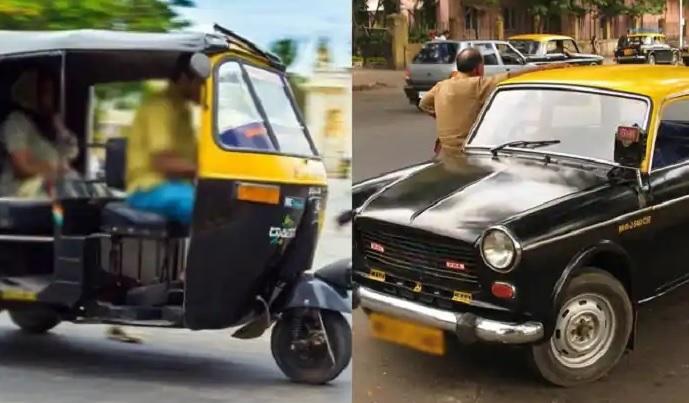 Taxis and Auto-rickshaws
