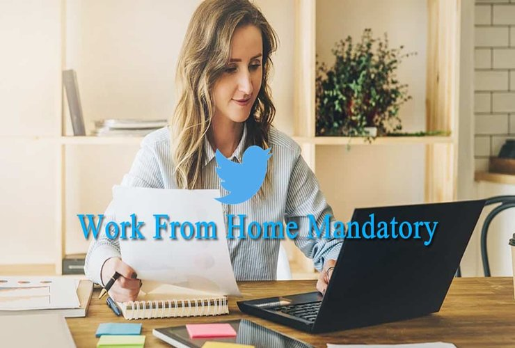 COVID-19: Twitter for Permanent 'Work From Home'!