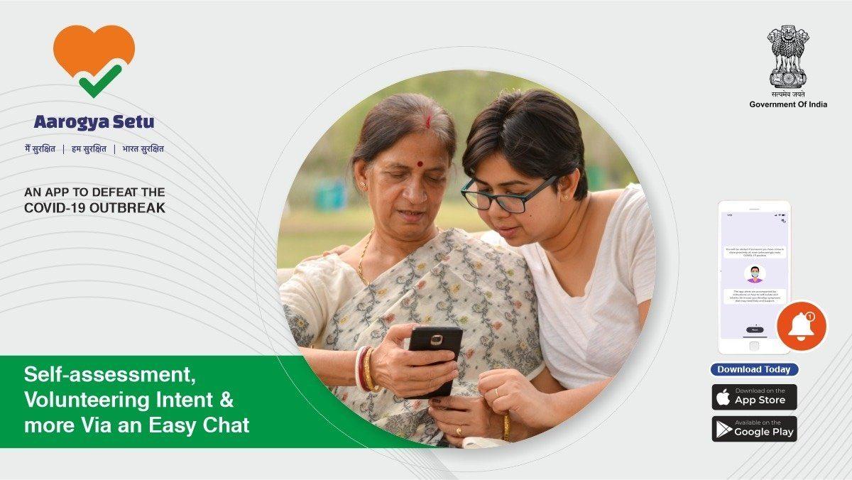 Aarogya Setu App Download Today