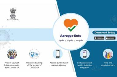 Aarogya Setu App- Covid19