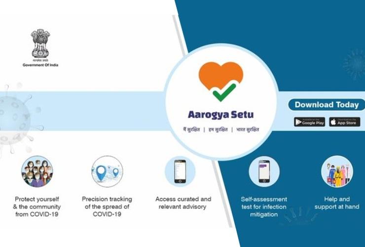 Aarogya Setu App: A Digital Initiative to 'Fight COVID-19'