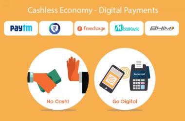 Cashless Economy - Digital Payments