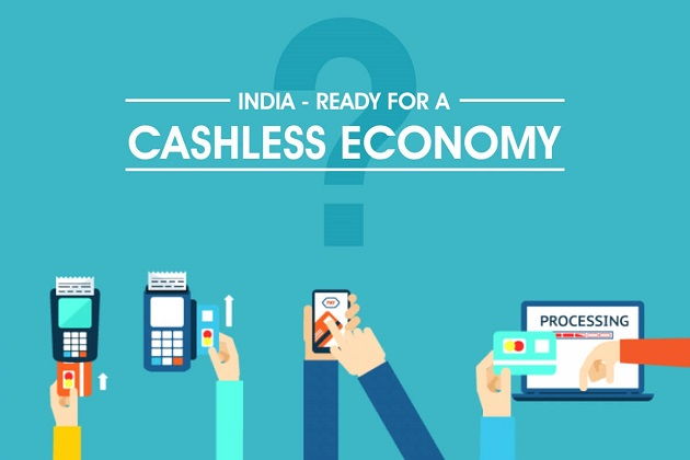 Cashless Trend in India