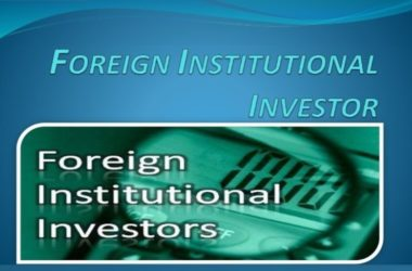 Foreign Institutional Investors (FIIs)